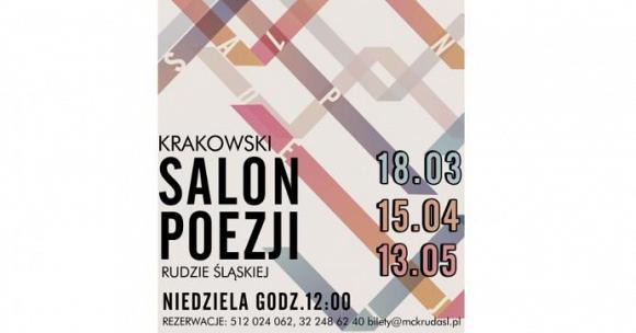 Krakowski Salon Poezji W Rudzie śląskiej Silesia Kultura